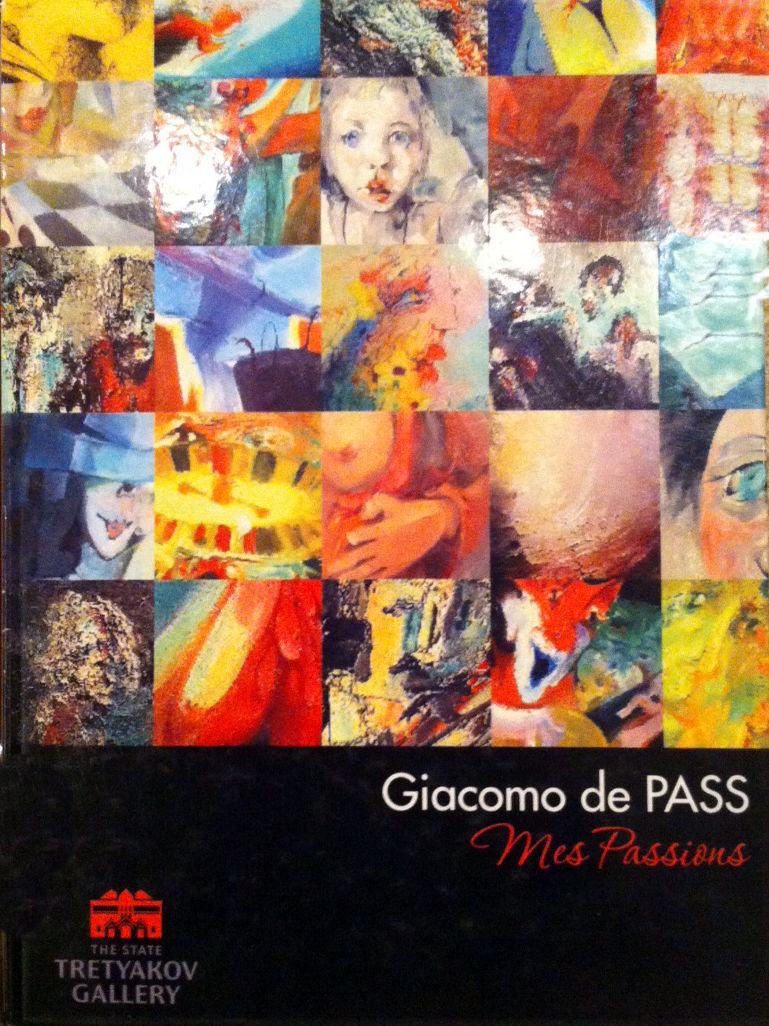 Giacomo de Pass, Tretyakov Gallery Exhibition Catalogue