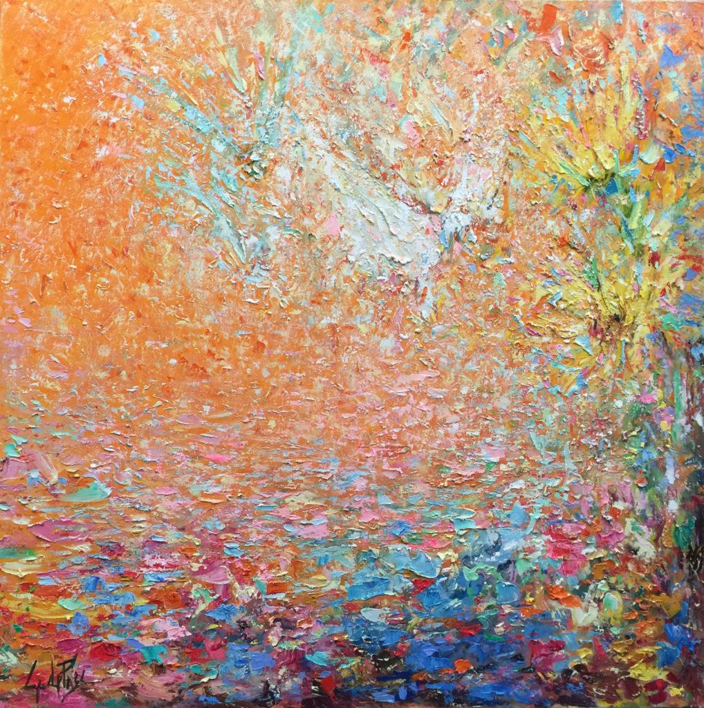 Mitoitements: Lumière, fleurs et papillons I