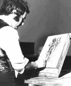 Giacomo lithographe 1962