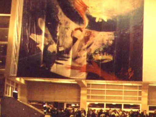 Giacomo de Pass Exhibition Palais des Festival Cannes