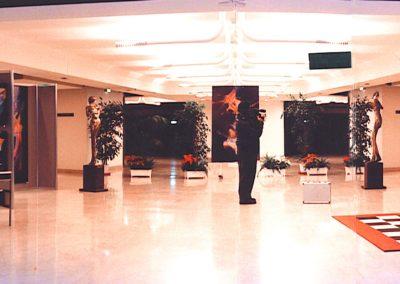 Exposition Palais des festivals de Cannes 1995