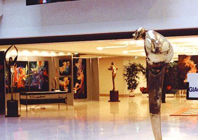 Exposition Palais des festivals de Cannes 1994