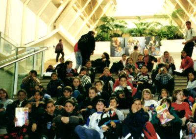 Exposition Palis des festivals de Cannes 1998