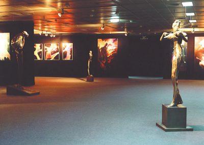 Exposition Palais des festivals de Cannes 1992