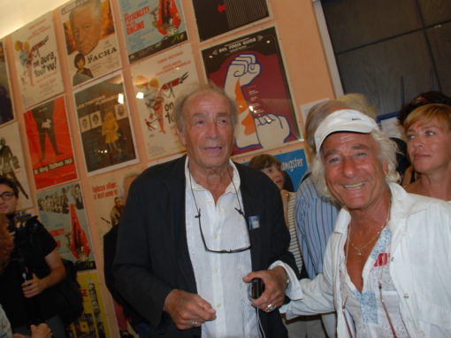 with Venantino Venantini