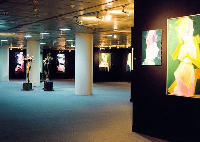 Exposition Palais des festivals 1996