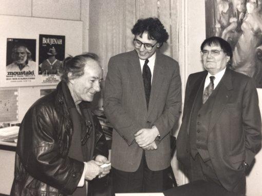 Herve BAZIN et Giacomo de Pass
