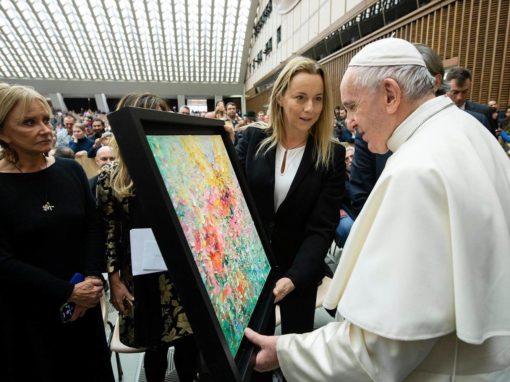 Giacomo de Pass Pape François
